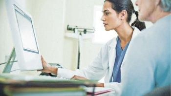 la informatizacion de la salud marcara un quiebre