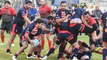 Comodoro RC ganó hasta el momento un partido y perdió dos por el Torneo Austral de rugby.