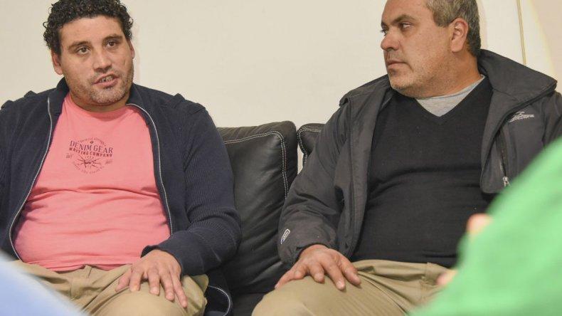 Marcelo Echeveste y Gastón Rodríguez brindaron detalles de lo que se viene en el TyPAC.
