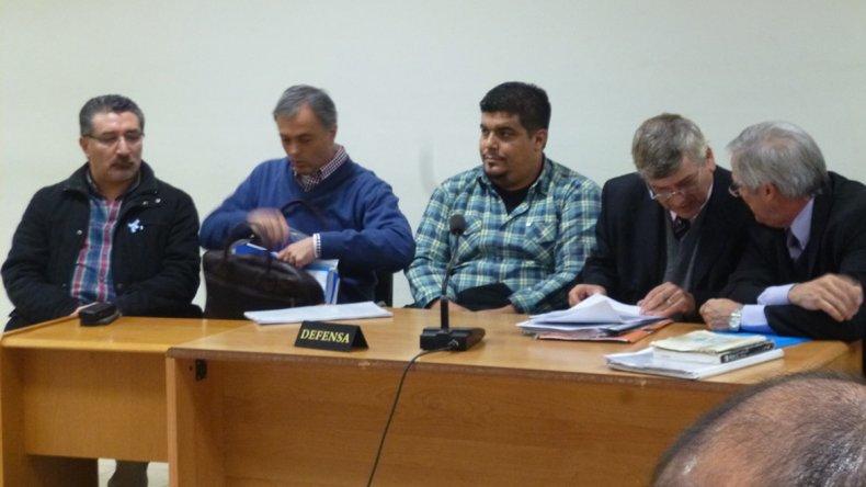 La Fiscalía finalmente acusó a los siete empleados y el ex director de la delegación local del IPV