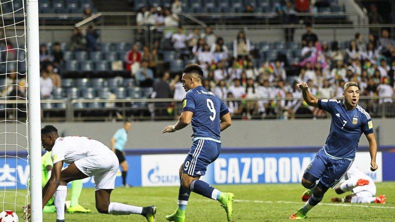 Argentina logró una categórica victoria y ahora prende velas.
