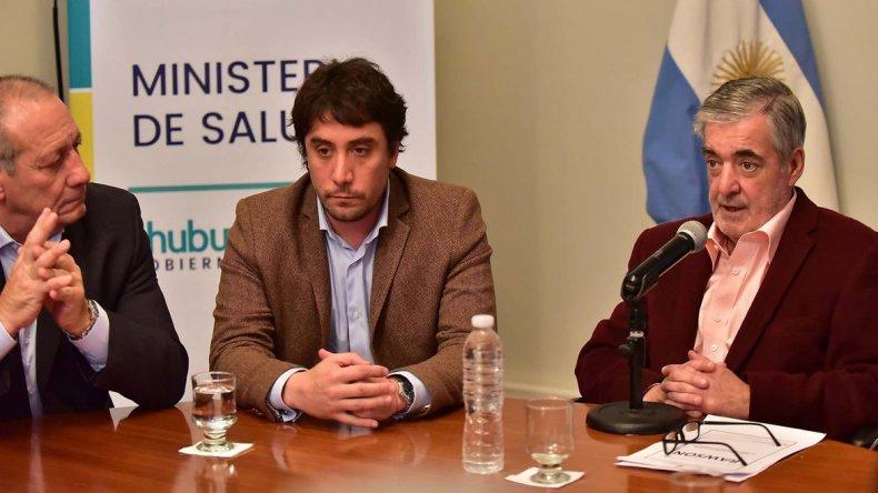 Das Neves redobla su lucha por una provincia libre de actividades contaminantes.