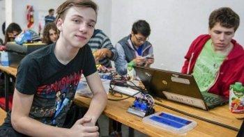 un joven argentino creo una app para personas sordas