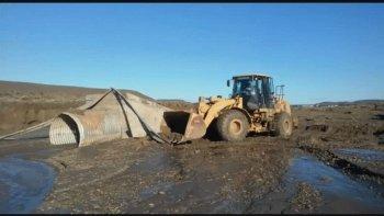 provincia y municipios evaluaran soluciones para el camino peron
