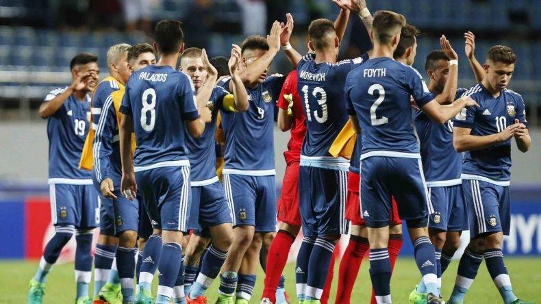 La Selección Sub-20 fue eliminada en primera ronda