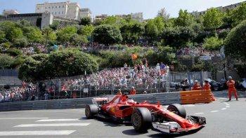 Sebastian Vettel se quedó con una gran victoria en el Gran Premio de Mónaco para afianzarse en el campeonato mundial de pilotos de la Fórmula 1.