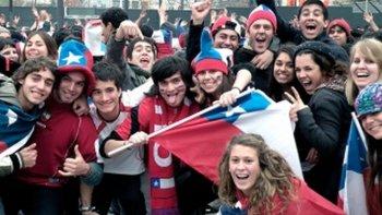 chile es el pais donde mas crecio la inmigracion