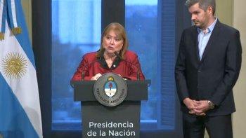 renuncio malcorra como canciller argentina
