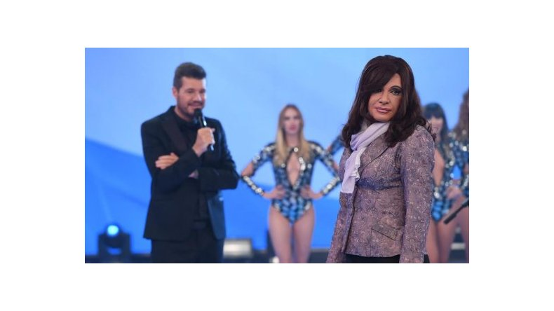 ShowMatch 2017: la imitación de Martín Bossi a Cristina Kirchner
