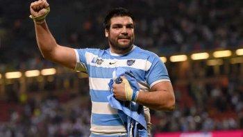 Ramiro Herrera es uno de los convocados para los próximos partidos amistosos de la selección argentina de rugby.