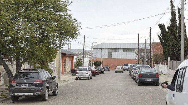 El sector donde se encuentra la vivienda en la que un hombre fue abordado por tres delincuentes que se llevaron electrodomésticos.