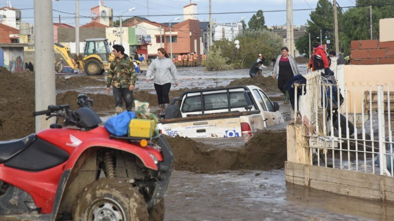 El cambio climático agravará más las inundaciones en el país