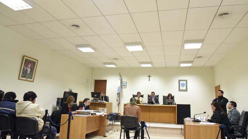 En el tercer día del juicio