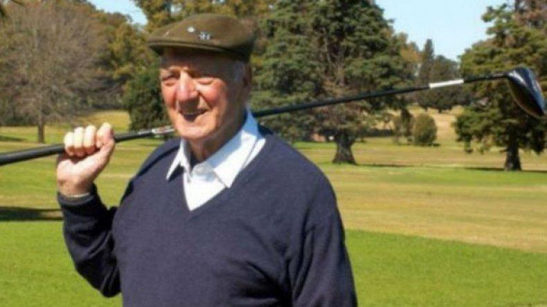 Murió Roberto De Vicenzo, el golfista más reconocido de la historia argentina