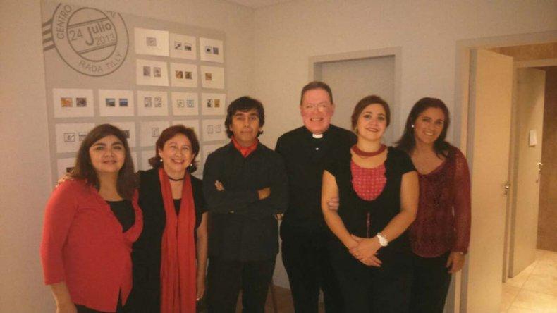 El grupo vocal Malagma presentó su disco Tango e Identidad con dos shows en Comodoro Rivadavia y Rada Tilly.