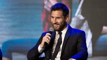 Luego de su paso por China, Messi marchará rumbo a Australia para sumarse a los entrenamientos de Sampaoli con la selección argentina.