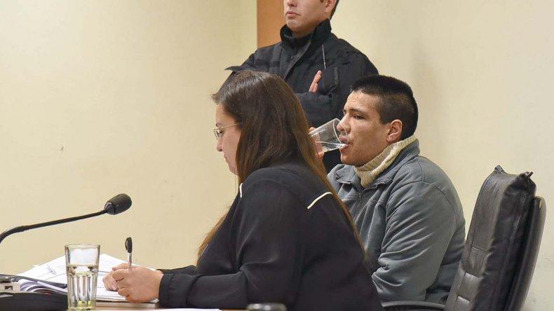 Mario Díaz está siendo juzgado por el asesinato de su pareja Valeria Palma quien fue ultimada a martillazos y también recibió 24 puñaladas.