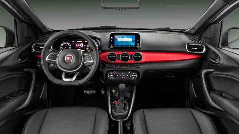 Todo lo que tenés que saber del Fiat Argo