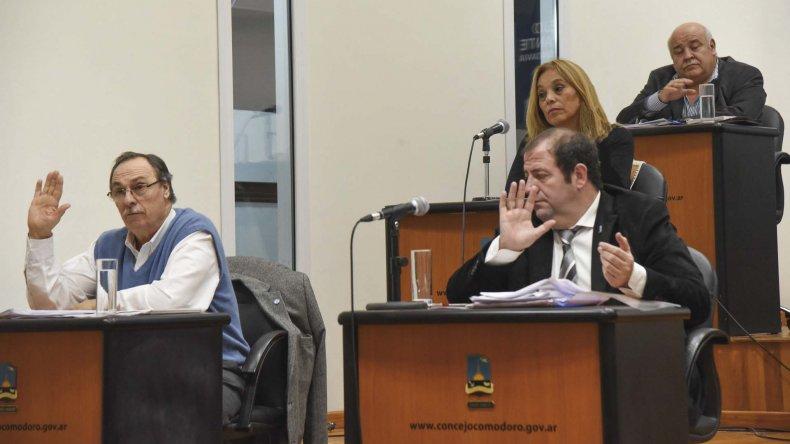 Con una fuerte discusión de por medio el Concejo aprobó el tarifazo de la SCPL