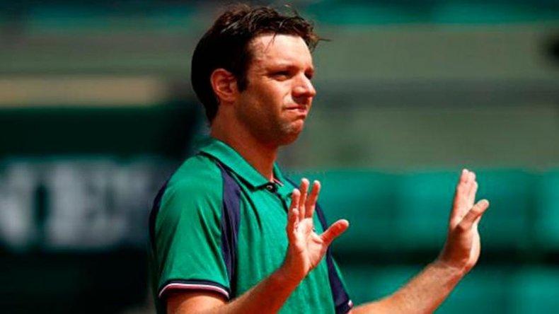 Zeballos se metió en los octavos de final de Roland Garros