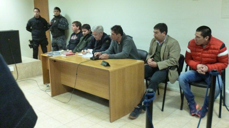 Absolvieron a Vera, Baeza y Henríquez por el crimen de Vázquez