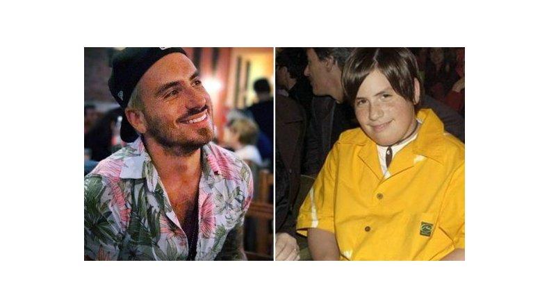 Fede Bal y su foto de chico: Si él pudo, yo también