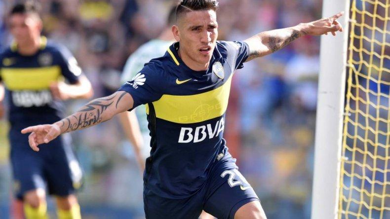 Centurión podría jugar ante Independiente