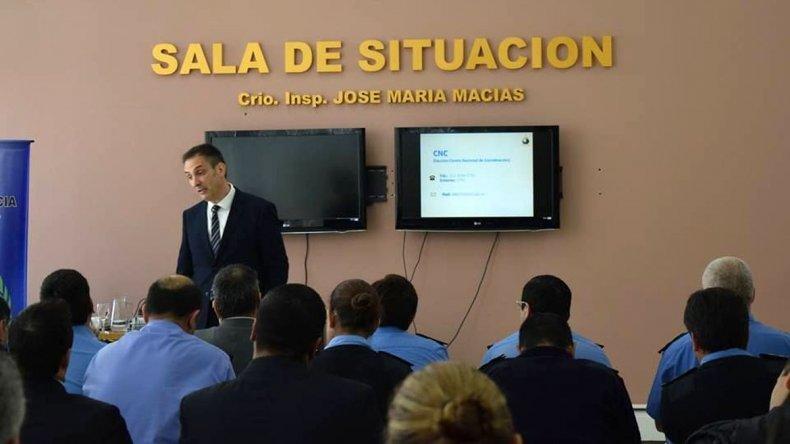 La Policía del Chubut ya quedó conectada al sistema de Interpol