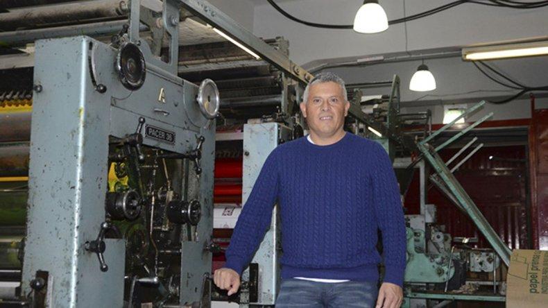 Jorge Montesino tiene todos los motores en marcha