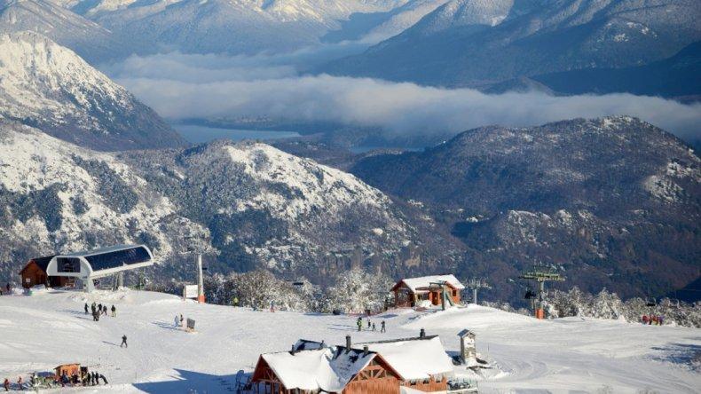 El cerro Chapelco se prepara para la temporada de nieve