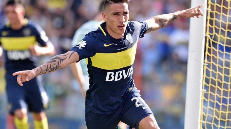 Ricardo Centurión podría reaparecer esta tarde en la formación titular de Boca.