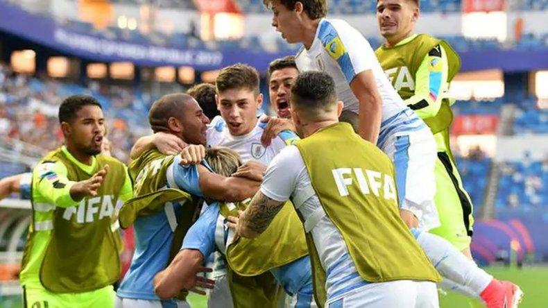 Venezuela y Uruguay ganaron sus partidos y se verán las caras en semifinal