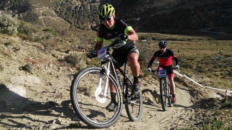 El Infiernillo fue el escenario de la segunda fecha del Argentino de Ciclismo de Montaña.