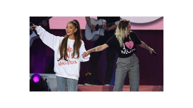 Ariana Grande recaudó 2.6 millones de dólares en tres horas
