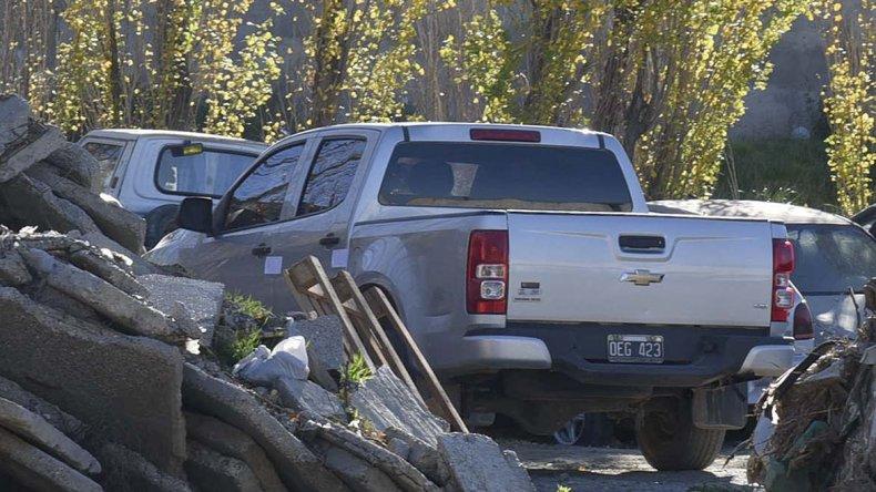 El coordinador de Tránsito fue demorado por conducir alcoholizado y su vehículo (foto) quedó secuestrado en la Seccional Cuarta.