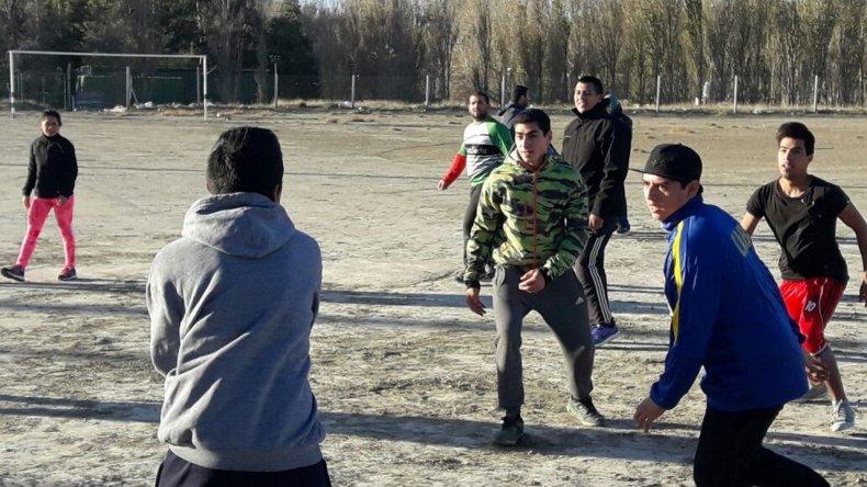Primera jornada de Probá Rugby en los barrios