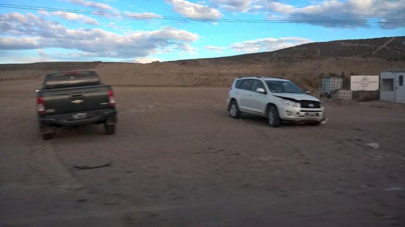 Triple choque sin lesionados en Ruta 3 complicó el tránsito a Rada Tilly