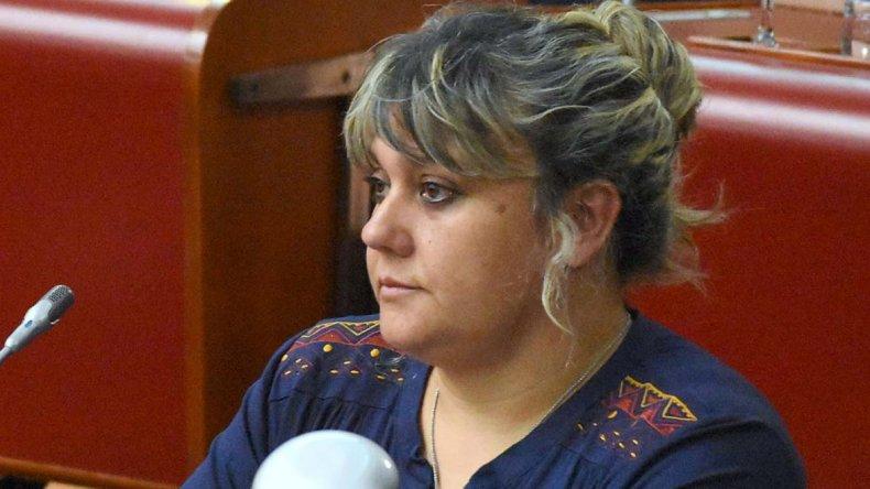 La diputada Alejandra Johnson Táccari manifestó su satisfacción por la promulgación de las leyes de Plazas Saludables y Plazas Inclusivas y Espacios Lúdicos.
