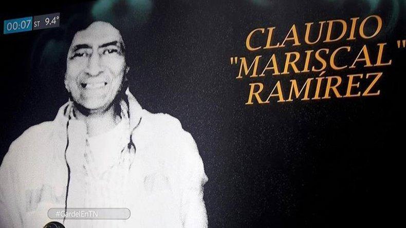 El adiós a el Mariscal Ramírez en los premios Carlos Gardel