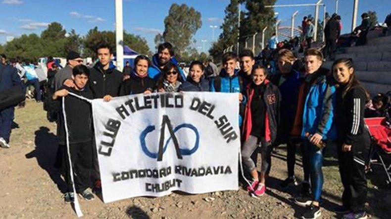 El Club Atlético del Sur participó por segundo año de la Copa Nacional de menores en Mendoza.