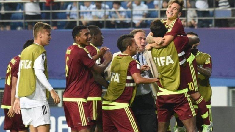 Venezuela es finalista del Mundial Sub 20