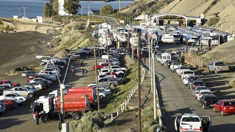 El Ministerio de Trabajo de la Nación dictó un nuevo cuarto intermedio en el conflicto entre Camioneros Chubut y las empresas Mesha y Transporte Melián