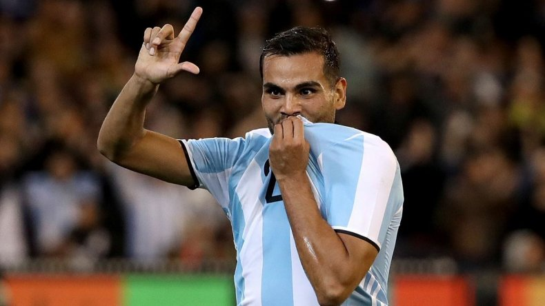 Argentina venció a Brasil 1 a 0 con gol del chubutense Gabriel Mercado