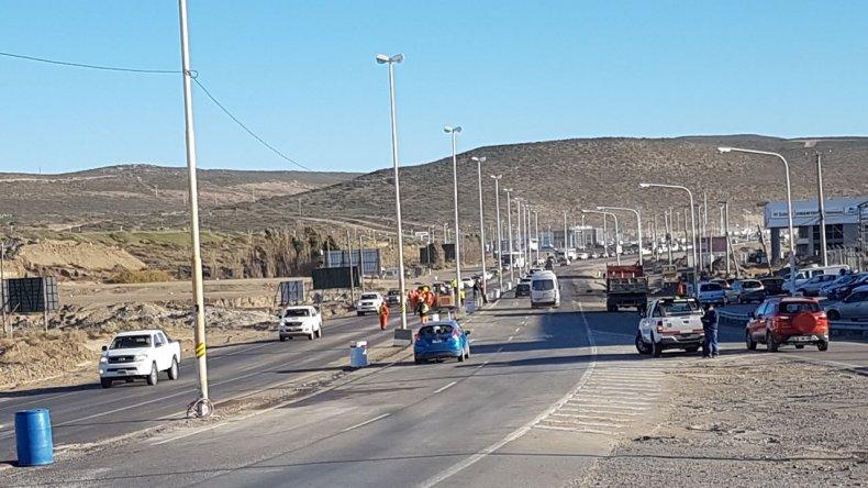 Tras más de 70 días de reparación se normaliza el tránsito en Ruta 3 zona sur
