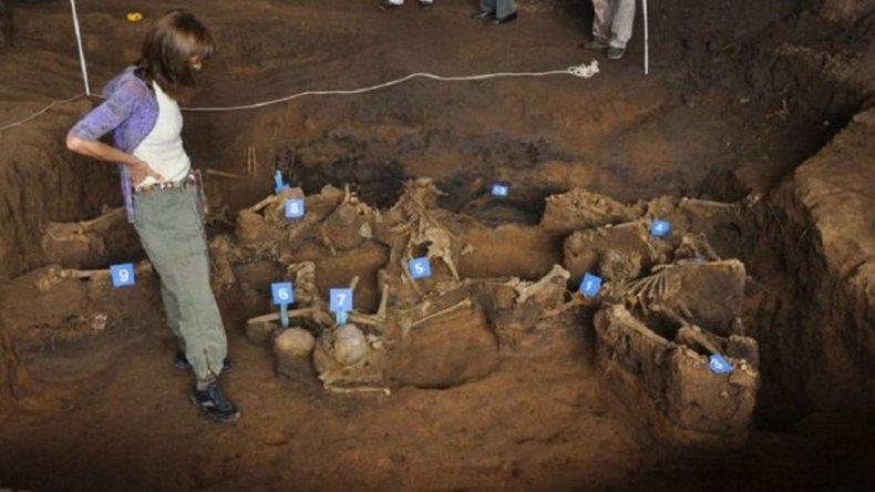 Identificaron los restos de 19 desaparecidos sepultados en el Pozo de Vargas