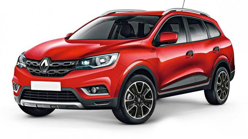Anticipan cómo sería la próxima Renault Duster