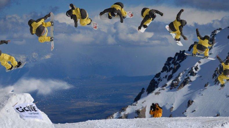 La Hoya es el lugar ideal para disfrutar de la nieve en Patagonia. Créditos: Secretaría de Turismo de Esquel.