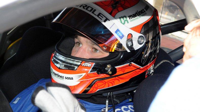 Agustín Canapino se quedó ayer con el Sprint del Super TC2000 que se corrió a nueve giros sobre el circuito del autódromo de Termas.