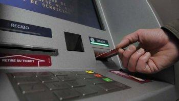 Se apunta a que los cajeros automáticos sean más seguros y también más fáciles de operar.