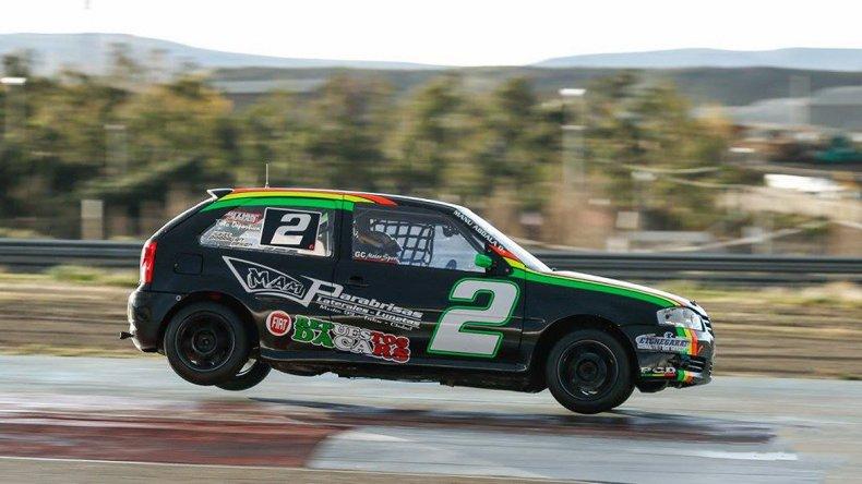 Emanuel Abdala se llevó la 4ª fecha del TP Gol en el Industrial y se convirtió en el piloto más ganador de la categoría.